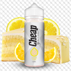 Cheap E-juice Lemon Cake Ejuice Review