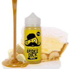 The 15th E-Liquid by Broke Dick Review