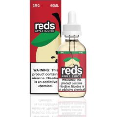 Apple by Reds E-Juice Review