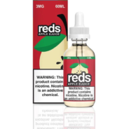 Reds Apple E-Juice by 7 Daze Review