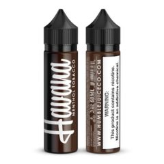 Menthol Tobacco E-Juice by Havana Juice Co. Review