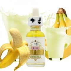 Banana Milk by Kilo Moo Series Review