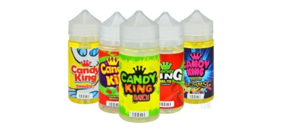 Candy King and Strawberry Queen E-juice Collections Review