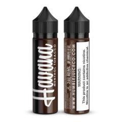 Menthol Tobacco E-Juice by Havana Juice Co. Review