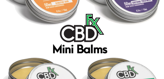 CBDFx CBD Balms Review