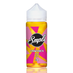 Smpl Juice StrawShake'N Eliquid Review